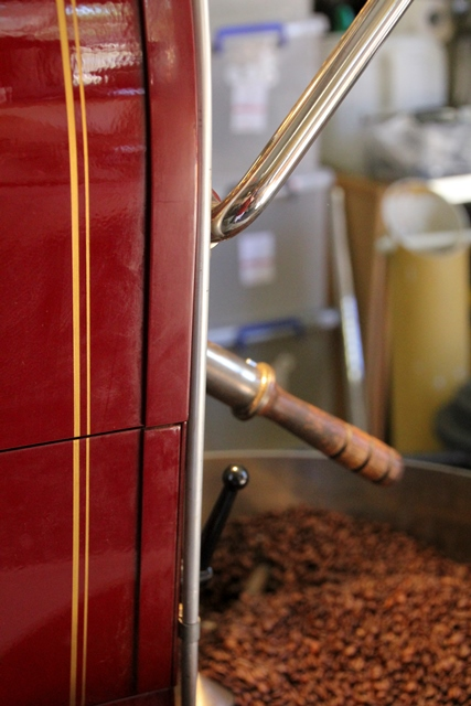 side-view-of-coffee-roaster-showing-angled-levers
