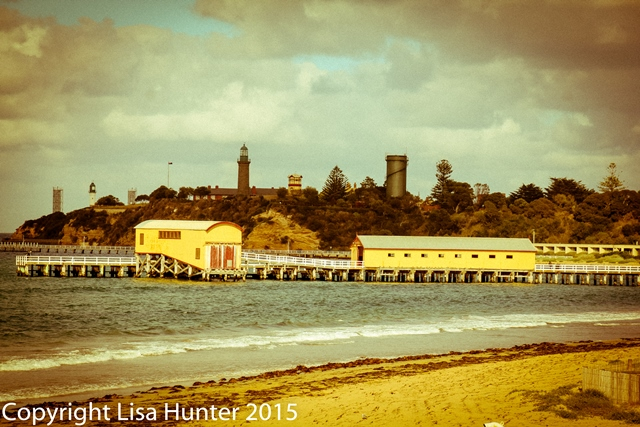digitally-altered-photograph-of-Queenscliff--Pier-from-the-ferry